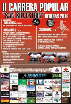 II SAN SILVESTRIN DE DEHESAS - Dehesas, 10-12-2016
