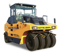 Mitsuber Tractor