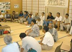 2006年7月しまネコ懇談会