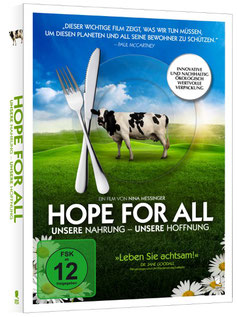 """Hope For All"" als DVD oder Blu-Ray"