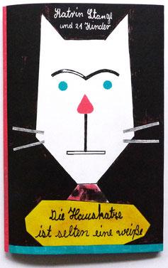 Die Hauskatze, Illustration Katrin Stangl
