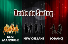 Drôle de Swing - Jazz Manouche