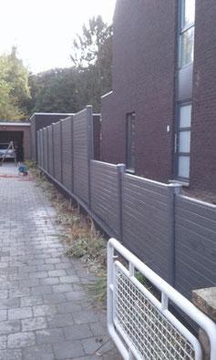 Eco-fencing panelen
