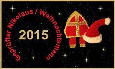 Geprüfter Weihnachtsmann und Nikolaus vom Weihnachtsmann Service Köln