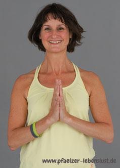Yoga, Namaste, Angali Mudra, Pfalz, Lina Labert