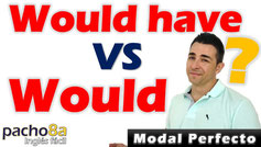 Modal Would vs Would Have