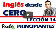 El presente simple y sus reglas (S - ES - IES) Pacho8a