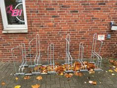Fackel auf Spieß, Taschentücher: Produktionsschule Wilhelmsburg, Charitymarket.de