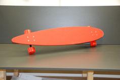 Longboard: Produktionsschule Barmbek, Charitymarket.de, fair und nachhaltig, handgearbeitet, Skateboard, Cruisen, Freizeit, Sport, Cruiser, Cruising, skaten
