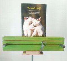 Schlüsselbrett grün: Produktionsschule Wilhelmsburg, Charitymarket.de