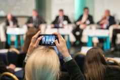 Veranstaltungsfotografie, Kongressfotografie, München