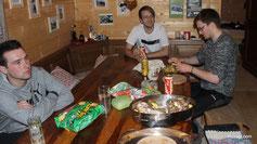 Küchenabteilung