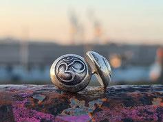 südsinn earrings ohrringe silber