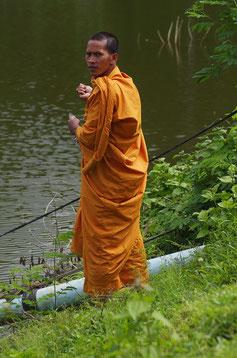 Mönch Wat Banan