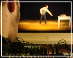Boite à outils du spectacle vivant, organisation d'événements, techniciens