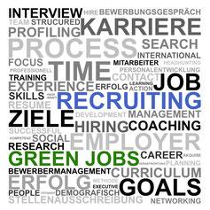 Jobsuche, Bewerber, Recruiting, Green Jobs