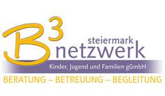 Logo B3-Netzwerk Steiermark
