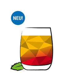 Hafenkorn Rezept - Korn Longdrink - Orangensaft - Hafensause