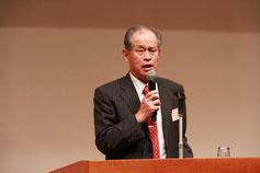 開会挨拶:伊東副理事長