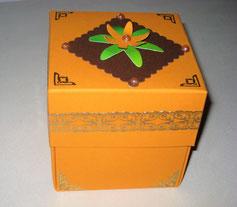 Geschenkschachtel Box in Box