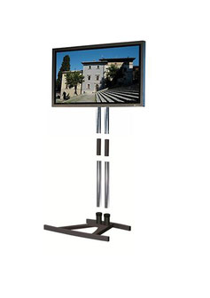 Monitor Stativ mit Rollen Unicol VSX1800