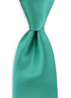 Stropdas Mint Groen Polyester