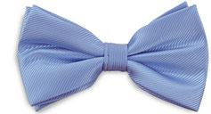 Strik Licht Blauw Polyester