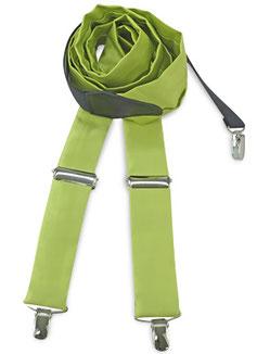 Bretels Polyester Lime Groen