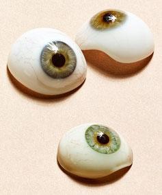 الاصطناعية العينية