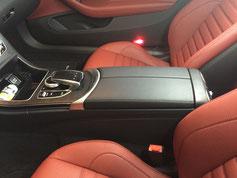W205 elektronisches Fahrtenbuch Mercedes