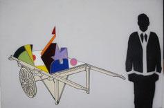 Renato Mambor, 2013, collezione privata