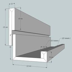 formteile shop gipskarton formteile f r den trockenbau. Black Bedroom Furniture Sets. Home Design Ideas