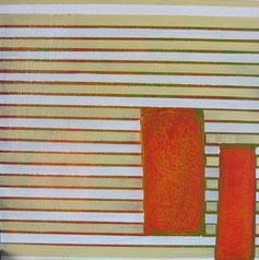 Nr. 2010-HO-007, 40 x 40 cm, Acryl auf MDF