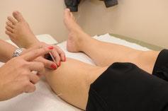 Körper Akupunktur Beine