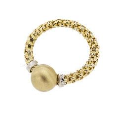 anello donna oro milano