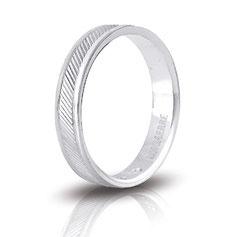 Fedine in argento Unoaerre Giunchiglia in argento AF289