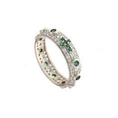 anello oro sacro