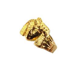 Anello Sfinge in oro 18 Kt