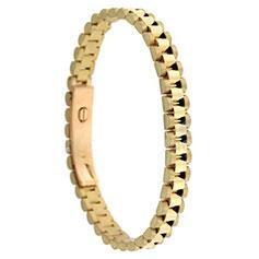 Bracciale Watches Oro Giallo