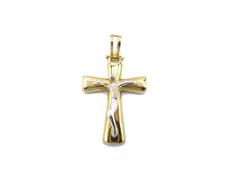 crocifisso in oro