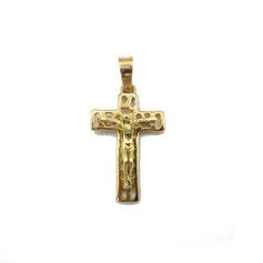 crocifisso oro