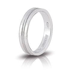 Fedine in argento Unoaerre Biancospino in argento AF286