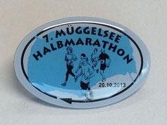 2013 Müggelsee Halbmarathon von Udo