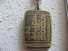 1995 Nürburgringlauf von Bernd K.