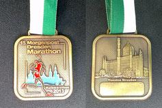 2013 Dresden Marathon von Sebastian T.