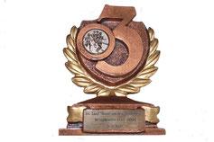 3. Platz Gesamt von René D. - Heidelberglauf