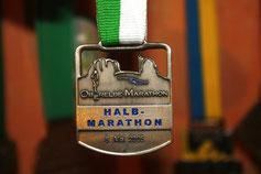 2005 Oberelbe Marathon von Udo und René D.