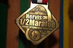 2005 Hervis Prag Halbmarathon von René D.