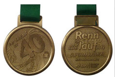 2012 Rennsteig Supermarathon von Udo und René D.