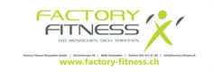 Logo Factory Fitness